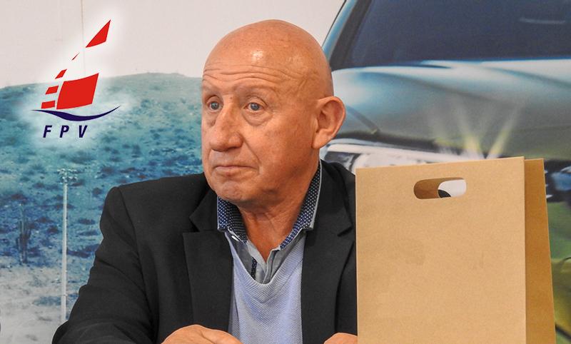 Germán Vásquez Solís NUEVO Presidente de la FPV 2021-2024